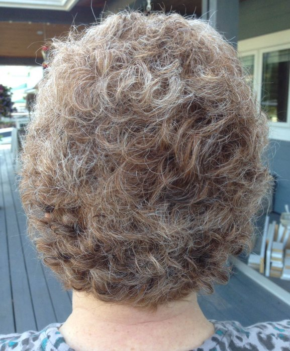 Evolving hair - brought to you by chemotherapy - On the